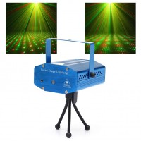 Mini Laser - disco lampa