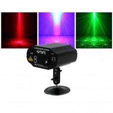 Kraftig Laser - disco lampa