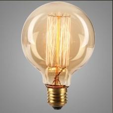 Edison lampa klot
