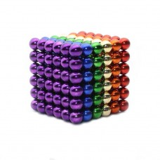 Neo Cube - magneter färgade