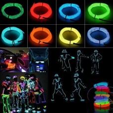 Neon Slinga - bärbar