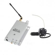 Övervakning kamera - knappnål trådlös