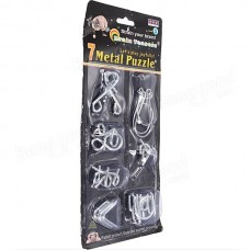 Metall Pussel 7st