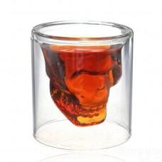 Shotglas - döskalle